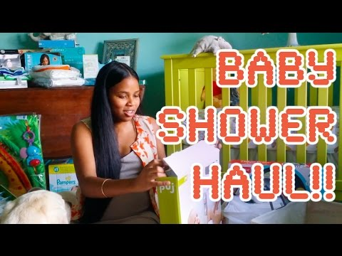 BABY SHOWER HAUL + REGISTRY COMPLETION W/ LINKS!!!
