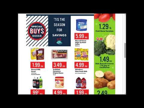 Save A Lot SUPER weekly special deals AD coupon preview vol1 - YouTube