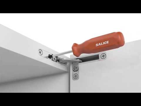 cerniera invisibile per mobili - air - youtube - Cerniere Per Mobili Cucina