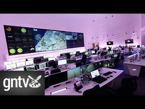 RTA opens EC3: The biggest and most sophisticated control room of its kind