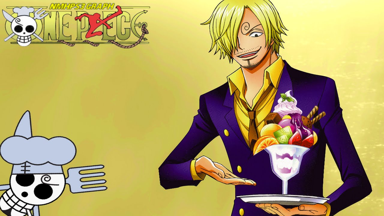 One Piece Romance Dawn Episode 10 Sanji La Jambe Noire Youtube