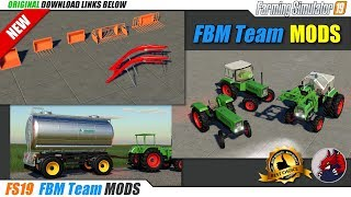 "[""BEAST"", ""Simulators"", ""Review"", ""FarmingSimulator19"", ""FS19"", ""FS19ModReview"", ""FS19ModsReview"", ""fs19 mods"", ""fs19 fbm team"", ""fs19 fbm mods"", ""[FBM TEAM] FENDT FARMER 100"", ""FENDT FARMER 100"", ""[FBM TEAM] BAAS KLINKLADER AND EQUIPMENT"", ""BAAS KLINKLAD"