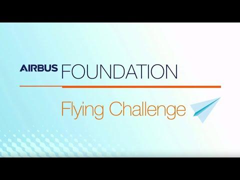 Airbus Foundation Flying Challenge, Hamburg 2019