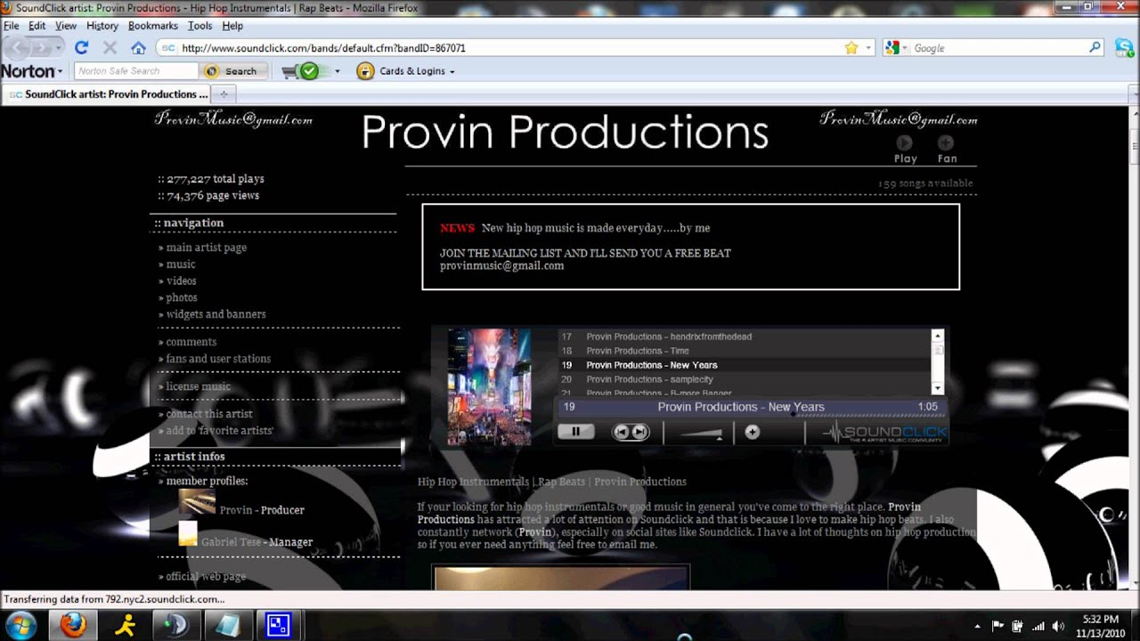 New Years - Provin Music - YouTube