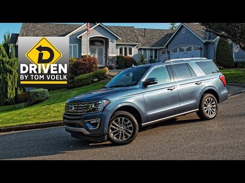 Driven- 2018 Ford Expedition Limited 4x4