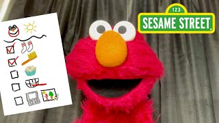 Sesame Street: Elmo's Morning Routine | #CaringForEachOther