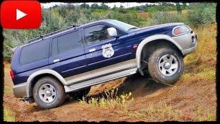 ► Mitsubishi Pajero Sport - Off-Road Control
