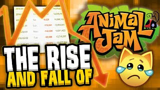 The Rise and Fąll of Animal Jam (2010 - 2021)