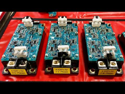 High Voltage Hybrid Systems - 2013-2016 Ford Fusion Hybrid Inverter (SOBDMC/TCM)