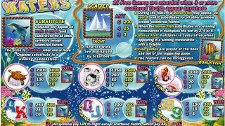 Crystal Waters Slot [Free Online and Instant Casino Games](http://mobilecasinogame.info/rtg-games/Crystal-Waters.htm Play very popular free mobile and online casino games. Get plenty of free table games and slots for ..., 2015-06-13T17:27:45.000Z)