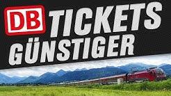 7 Tricks für günstige Bahn-Tickets!