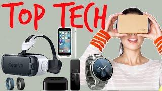 Tecnología para regalar | TOP 10