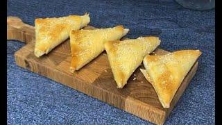 Ленивые пирожки из лаваша с начинкой из картошки и сыра рецепт Shorts
