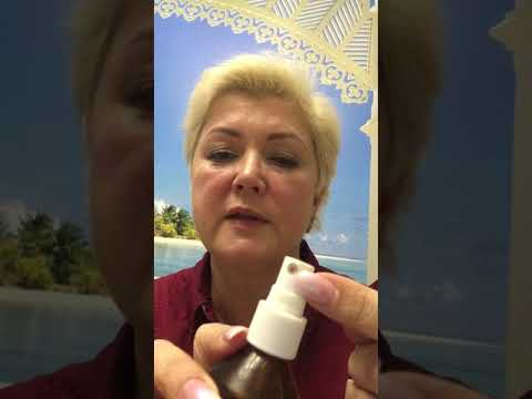 Фитоспрей с прополисом для полости рта