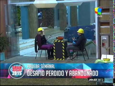 """""""Gran Hermano 2015"""": Francisco quiso degollar a Matías"""