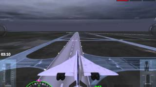 Extreme Landings Pro/ Supersonic Aircraft/ 5 Faults!