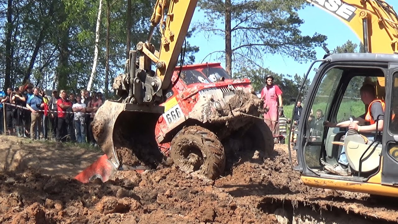 Off-Road Truck recovery | Truck Show