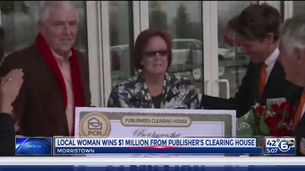 WATE ABC - $1 Million PCH Winner from Morristown, TN