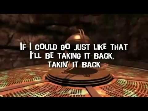 Robyn - Time Machine Karaoke (Reverse)