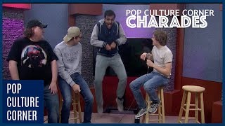 Tv/Movie Charades with Pop Culture Corner