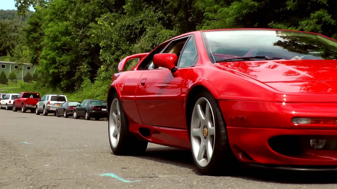 1999 Lotus For Sale Consignment Red Sports Car on eBay