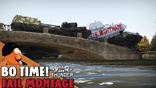 War Thunder - Fail Montage #52