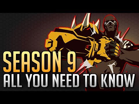 Season 9 - All You Need to Know | Overwatch Ranked
