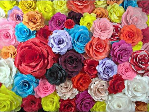 Розы из ткани мастер класс своими руками