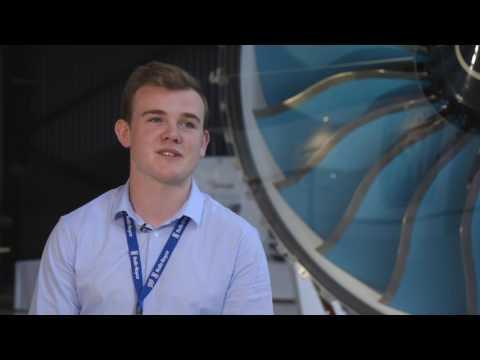 Rolls-Royce | Warren Frost, Telegraph UK STEM Award winner.