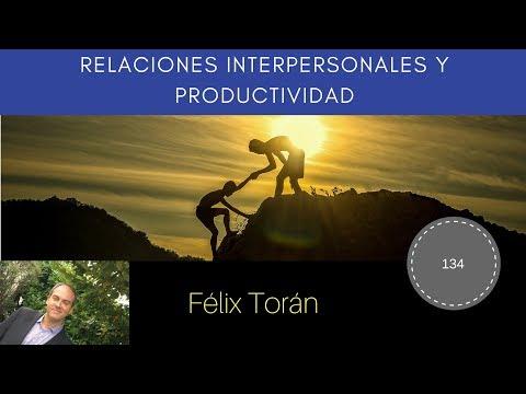 Productividad y relaciones interpersonales