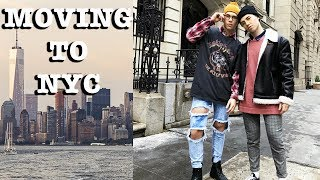 MOVING TO NYC AS A COLLEGE STUDENT | TIPS & ADVICE