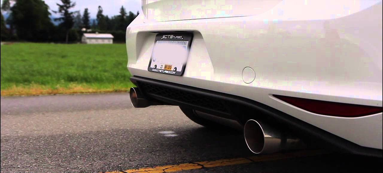 cts turbo mk7 gti turboback