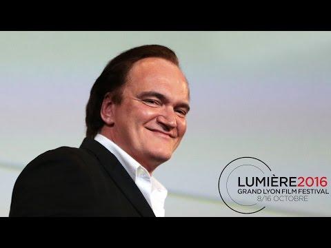 Quentin Tarantino au Festival Lumière 2016