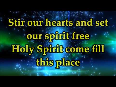 CeCe Winans - Holy Spirit (Come Fill This Place) - Lyrics