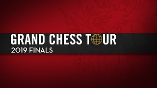 2019 Grand Chess Tour Finals: Day 1