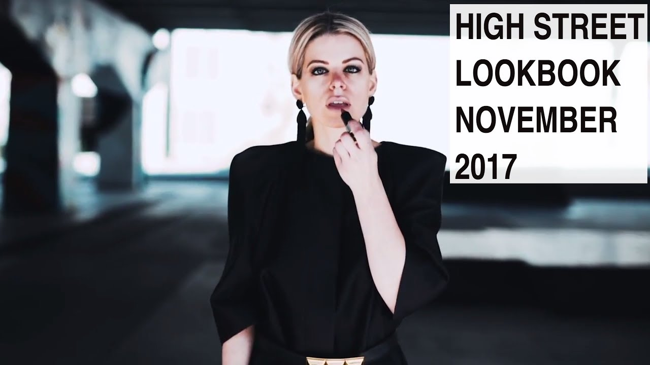 [VIDEO] - FALL LOOKBOOK 2018 5