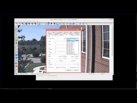 Configuring IDS Cameras