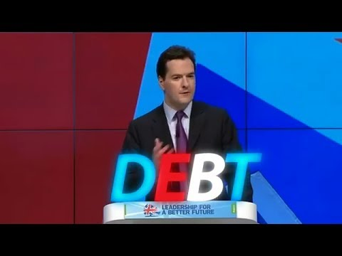 Difference between debt and deficit by the Centre for Policy Studies