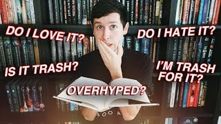 READING THE MOST HYPED BOOK OF 2018 | READER VLOG