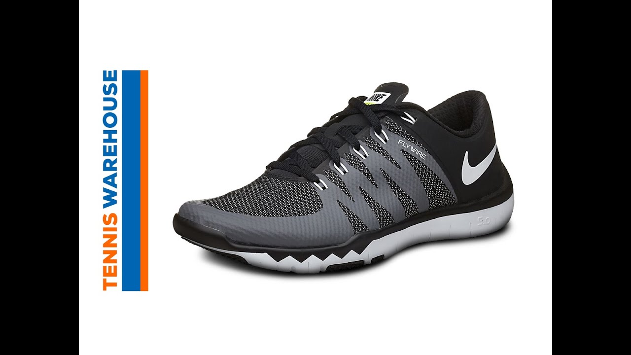 Nike Nike Free Trainer 5.0 V6 Sport shoes in Black  W898816