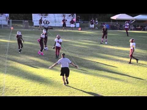 Junior Midgets Riverdale vs North Port