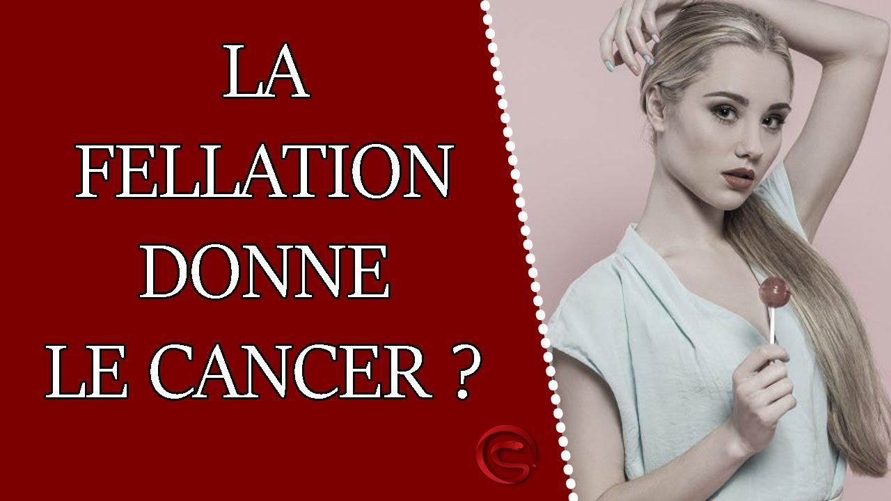 Fellation cancer