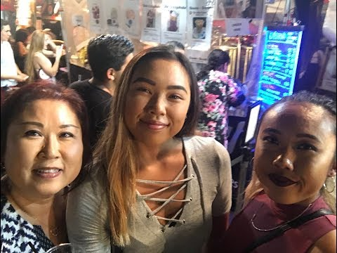the time where I went to the 626 Night Market