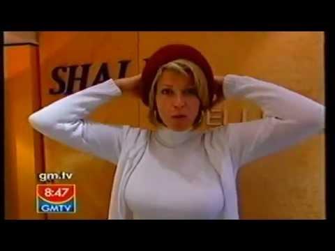 Kate Garraway [GMTV] - Holiday Report Circ. 2003