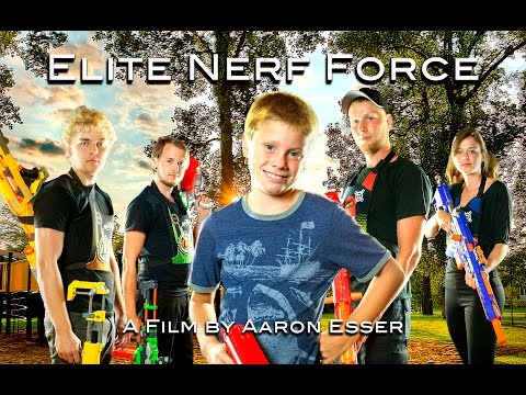 Thumbnail: Elite Nerf Force - Full Movie! (Airsoft vs Nerf)