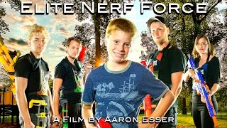 Elite Nerf Force - Full Movie! (Airsoft vs Nerf)