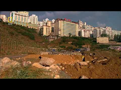 Lost in China with the Hutchens Brothers - Three Gorges Dam(三峽大壩)