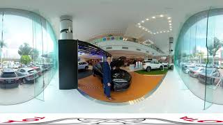 Toyota Harrier Turbo Virtual Tour