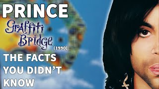 Prince - Graffiti Bridge (1990) - The Facts You DIDN'T Know