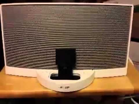 Bose SoundDock Series 1 with Bluetooth Receiver